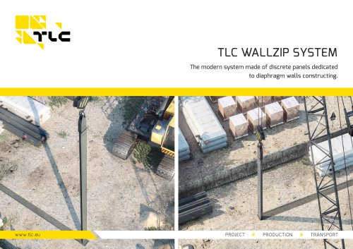 TLC WALLZIP SYSTEM