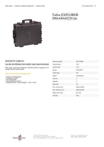 VALISE EXPLORER 580X440XH220 INT.