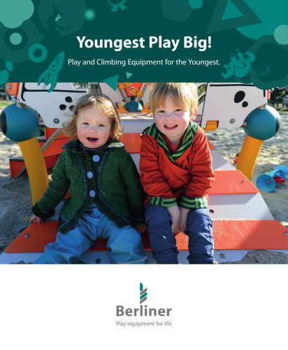 Youngest Play Big! - Play and Climbing Equipment for the Youngest.