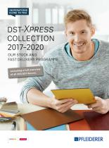 DST-XPRESS ColleCtion 2017–2020