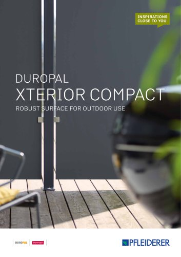 DUROPAL XTERIOR COMPACT