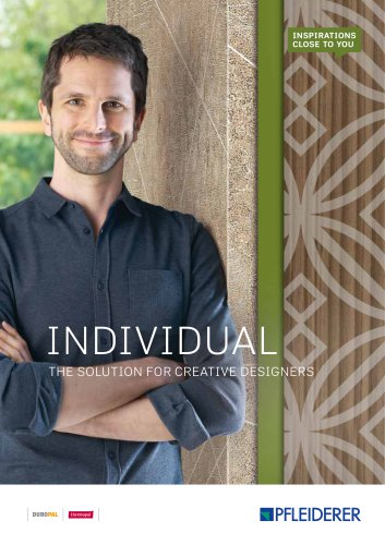 Individual The solution for creative designers