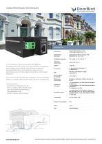 Convertisseur Ethernet PoE 2 fils A1071 - 2