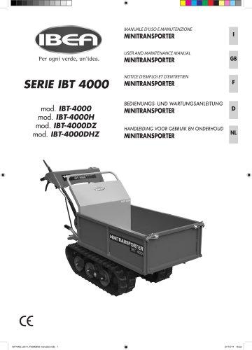 IBT-4000 Series