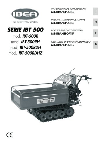 IBT-500 Series