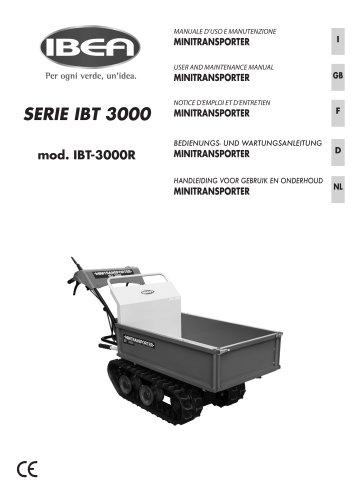 SERIE IBT 3000