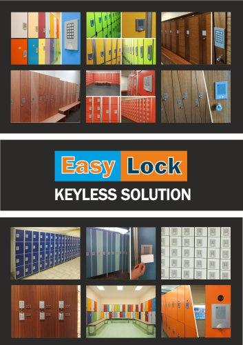 Easy Lock - Keyless Solution
