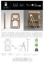 document technique chaise pliante INFINE