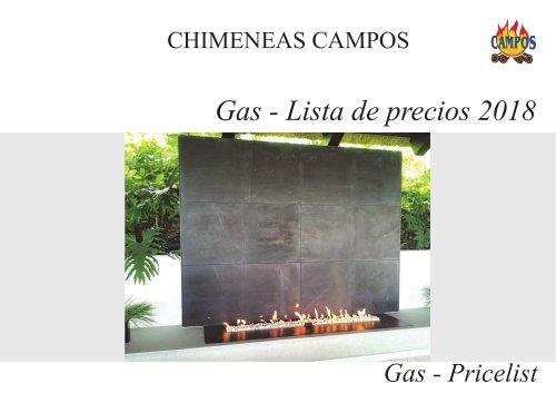 GAS CAMPOS