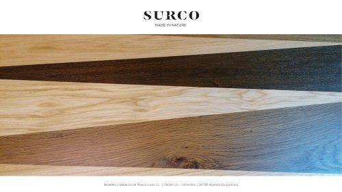 SURCO specials -marquetry & tiles