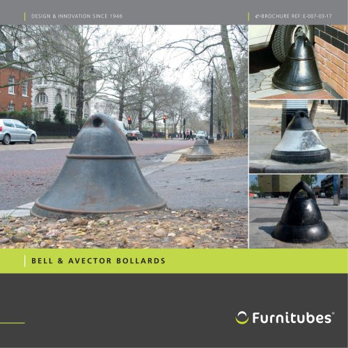 Bell & Avector traffic bollards e-brochure