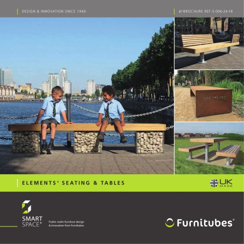 Elements seating range e-brochure