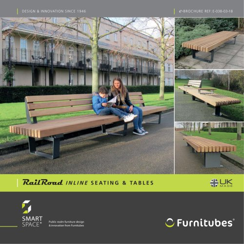 RailRoad Inline seating e-brochure