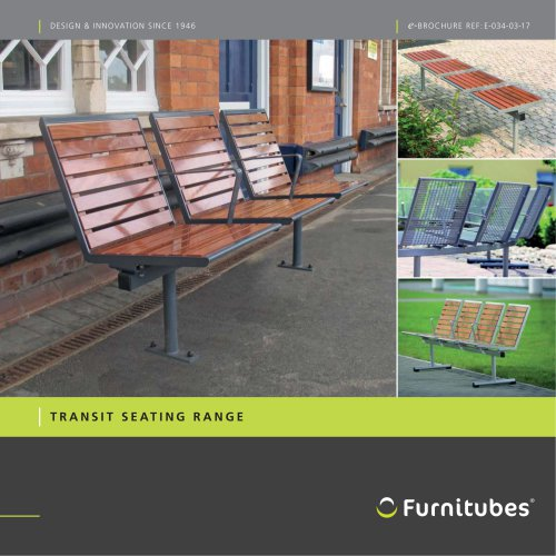 Transit seating range e-brochure