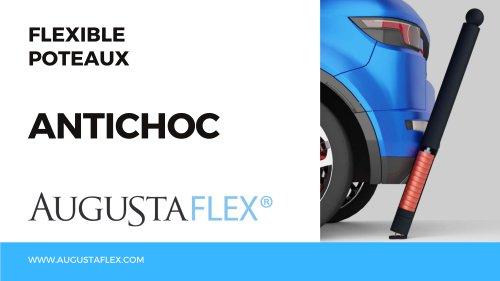 Poteaux anti chocs Augustaflex