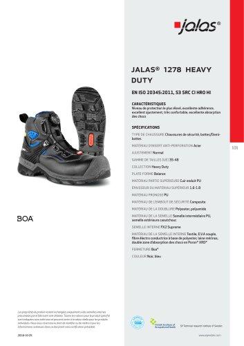 JALAS® 1278 Heavy Duty