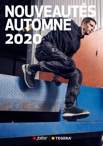 NOUVEAUTES AUTOMNE 2020