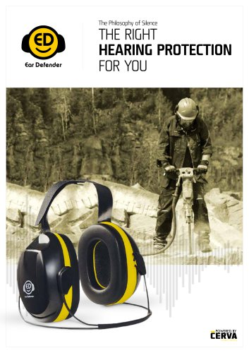 THE RIGHT HEARING PROTECTION