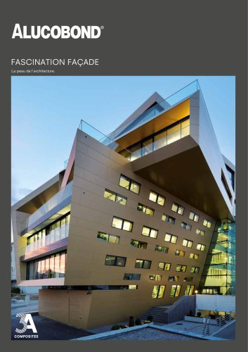 ALUCOBOND® Fascination façade La peau de l'architecture