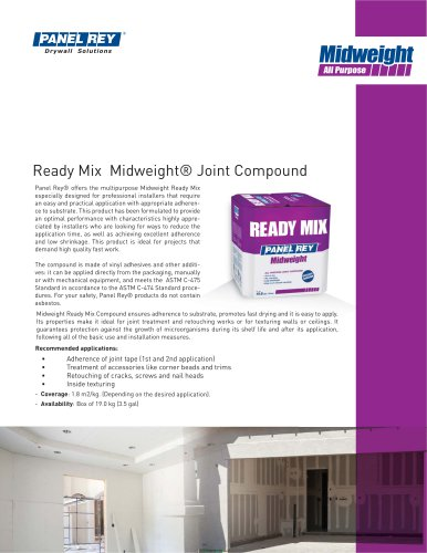 Compound ReadyMix Midweight