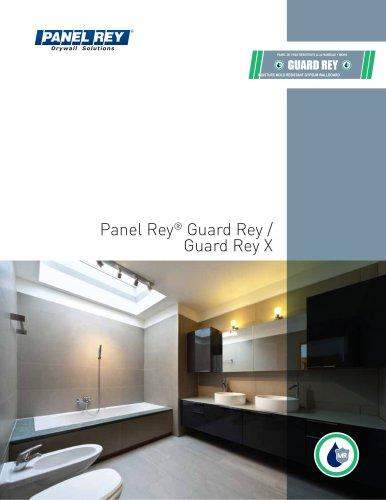(TDS) Guard Rey Gypsumboard