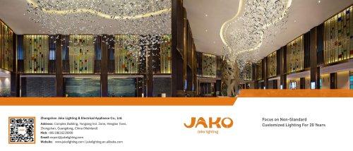 Catalog for Hotel lobby lighting