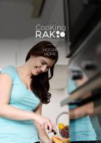 Cooking RAK EL FUTURO DEL LA INDUCCION - HOME