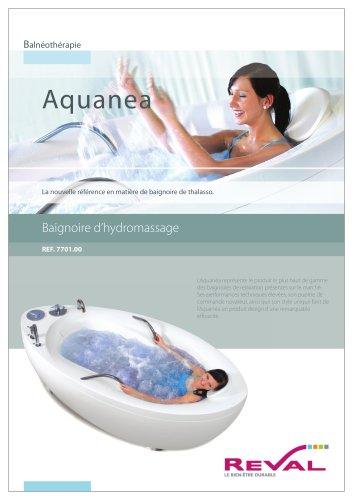 Aquanéa - Baignoie d'hydromassage