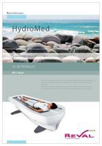 Lit de massage Hydromed