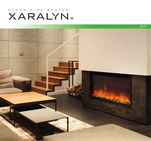Decorative fireplaces