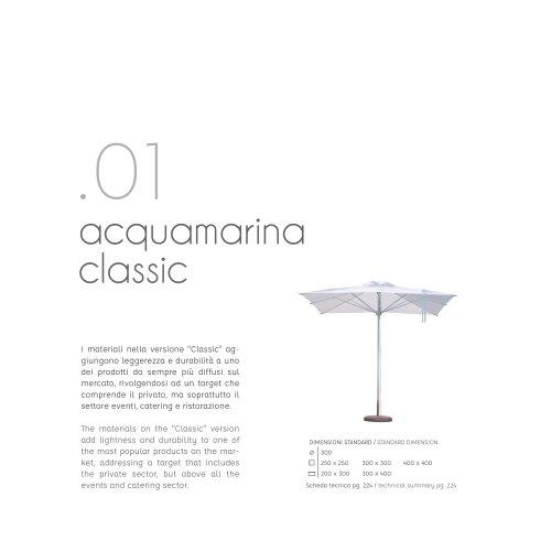 acquamarina classic