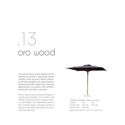oro wood