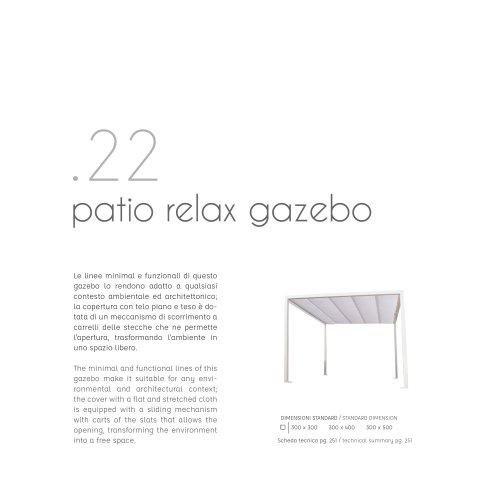 patio relax gazebo