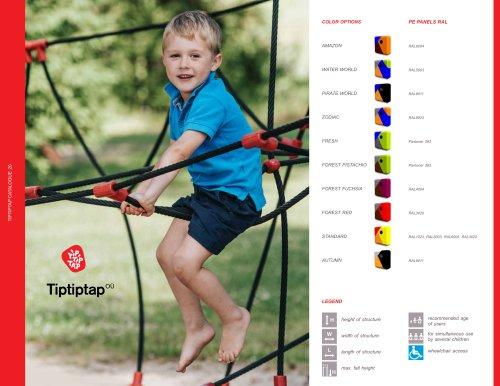 Tiptiptap catalogue 2020-2021