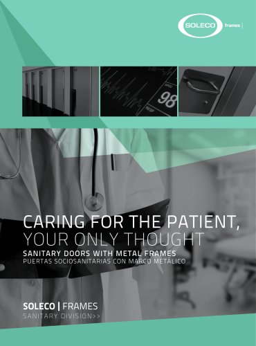 CARING FOR THE PATIENT,YOUR ONLY THOUGHT