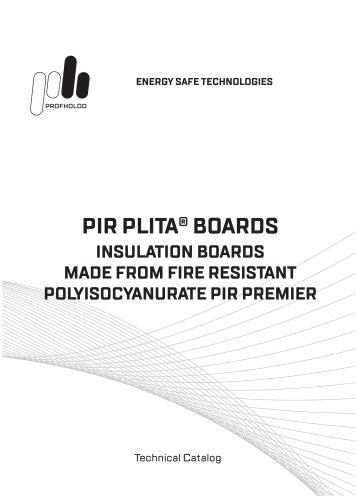 Technical Specifications for PIR Board