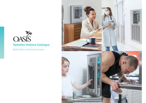 Hydration Stations Catalogue Bottle Fillers & Drinking Fountains