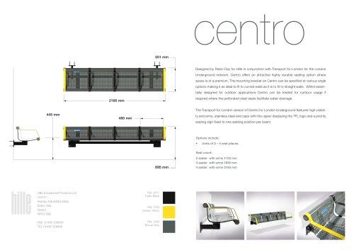 Toro - London Underground PDF