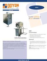 Bouleuse Conique DR45 - 1