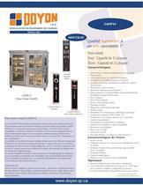 Four Étuve Rotatif CAOP12 - 1