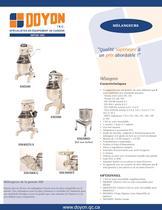 Mélangeur SM200 - 1
