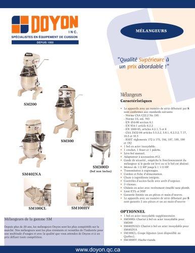 Mélangeur SM200
