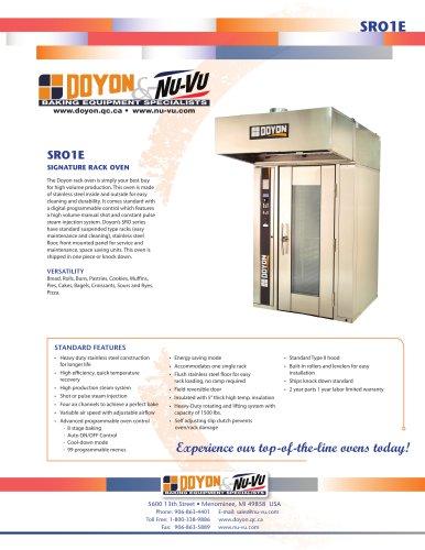 SRO1 & SRO2 Electric Model