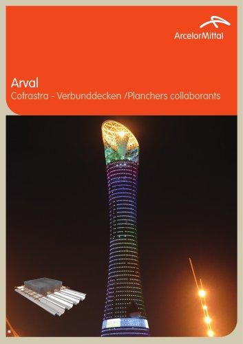 Cofrastra /Planchers collaborants