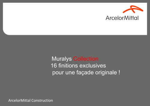 Muralys Collection