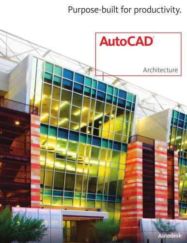 AutoCAD® Architecture 2011