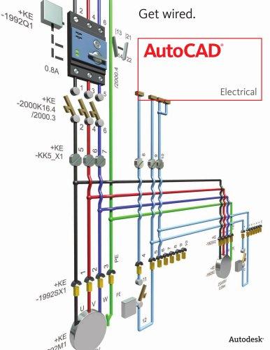 AutoCAD Electrical 2013 brochure