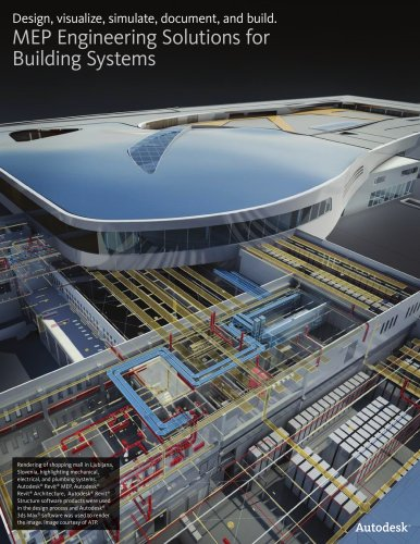 MEP Engineering Solutions for Building Systems