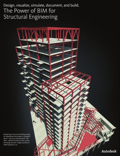 The Power of BIM for Structural Engineering