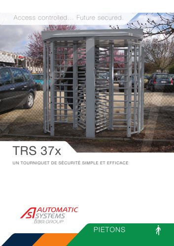 Gamme TRS 37x